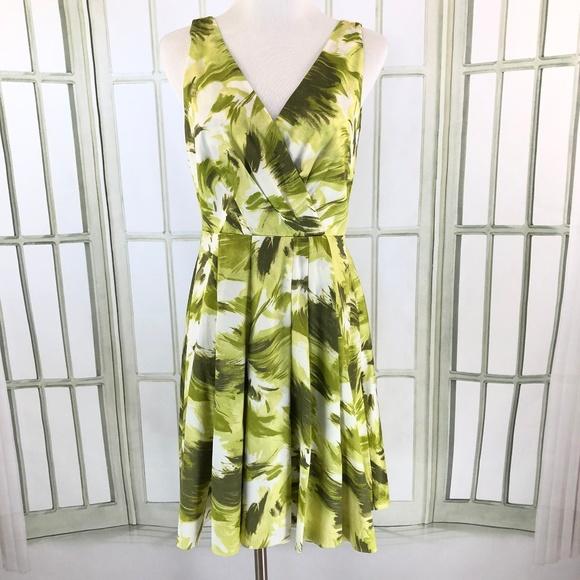 Ann Taylor Dresses & Skirts - Ann Taylor A-Line Pleated Sleeveless Dress